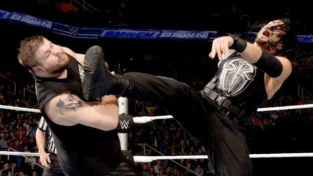 WWE SmackDown vom 20. November © WWE