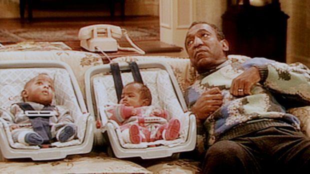 Winnie (Darrin Bryant) und Nelson (Donovan Bryant) interessieren sich mehr fü...