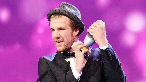 Comedypreis-2013-Luke-Mockridge-13-10-15-dpa © Verwendung weltweit, usage wor...
