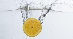 Von Zitronensaft allein kann der Mensch nicht leben. Für einen bestimmten Zei...
