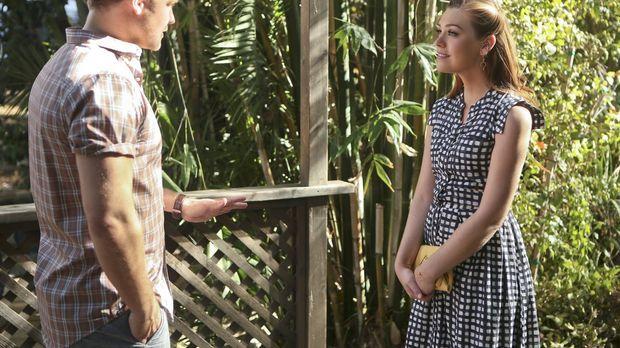 George (Scott Porter, l.) und AnnaBeth (Kaitlyn Black, r.) wagen sich auf ihr...