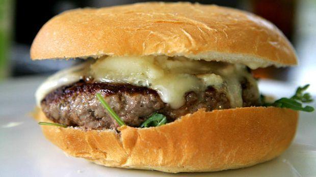 Der typische Fast-Food-Snack aus den USA mal selbstgemacht