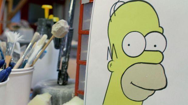 Verwandlung in Homer