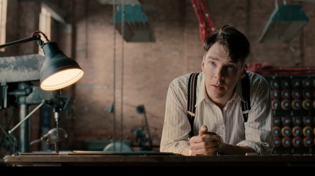 "Benedict Cumberbatch in ""The Imitation Game"": Als schwuler Nazi-Bek..."