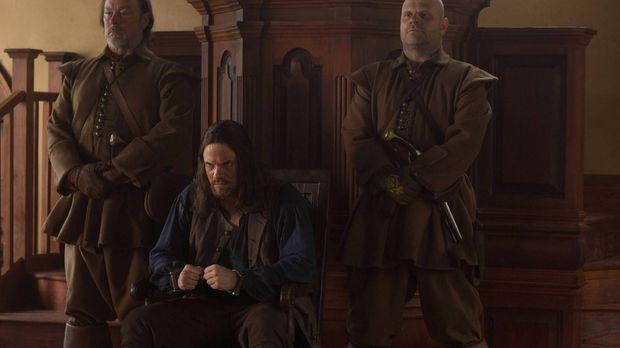 Wird John (Shane West, M.) tatsächlich für schuldig befunden und als Hexer ve...