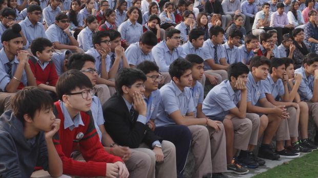 Schulwissen weltweit: Indien