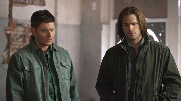 Um die Tore zur Hölle endlich für immer schließen zu können, brauchen Sam (Ja...