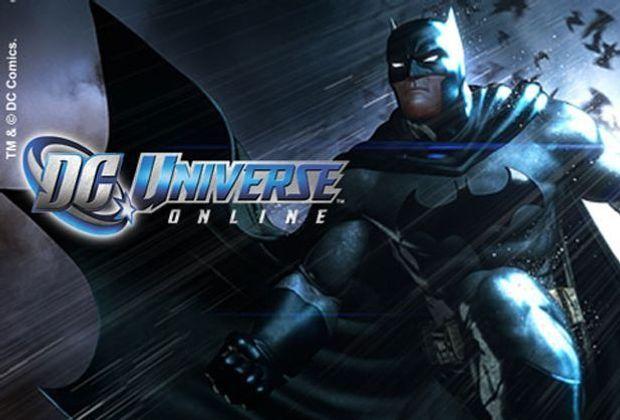 DC Universe Online Titelbild