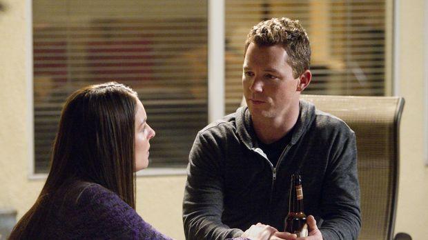 Sammy (Shawn Hatosy, r.) wird von Schuldgefühlen geplagt. Mariella (Yara Mart...