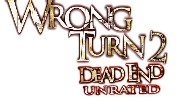 Wrong Turn 2 - Dead End - Originaltitellogo