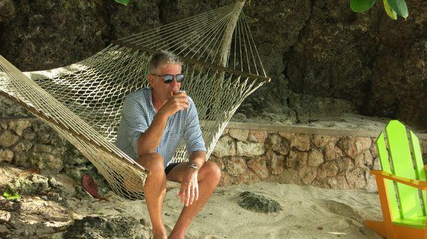 Geht auf kulinarische Entdeckungstour nach Jamaika: Anthony Bourdain ... © 20...
