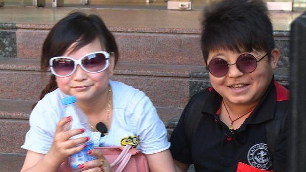 Kleinwüchsige in China