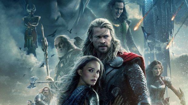Thor 2 - Plakat