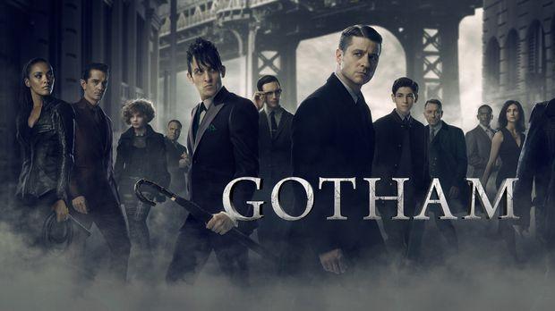 Gotham Ganze Folgen