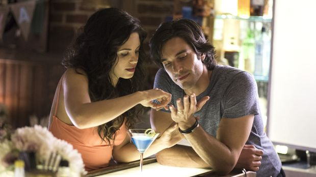 Killians (Daniel DiTomasso, r.) Gefühle für Freya (Jenna Dewan-Tatum, l.) drä...