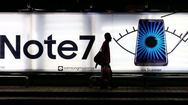Gute Werbung kann Samsung derzeit gut gebrauchen.