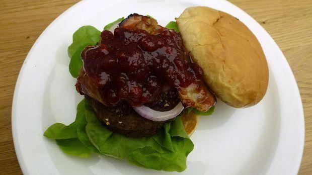 Wild-Hamburger