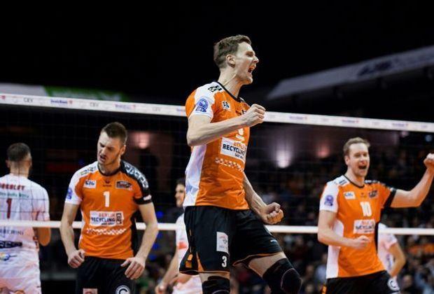 BR Volleys mit Respekt vor Gegner Friedrichshafen