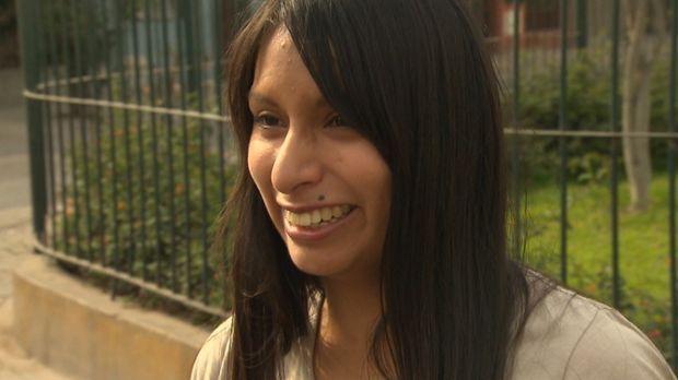 Ursprünglich stammt die 32-jährige Bianca aus Peru. Als Baby wurde sie jedoch...