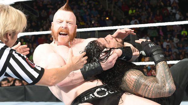 SmackDown vom 4. Dezember © WWE