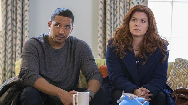 Während Billy (Laz Alonso, l.) und Meredith an ihrer Beziehung schustern, geh...
