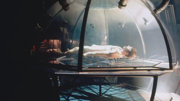 Steve (Peter Grier) hält es auf der Erde nicht mehr aus. Er sehnt sich nach e...