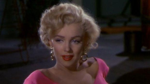 Marilyn Monroe spielt in rund 30 Filmen mit und wird als Filmikone unsterblich.