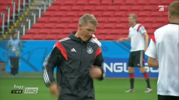 Taff - Taff - Taff Tag: Bastian Schweinsteiger Beendet Karriere In Der Nationalmannschaft