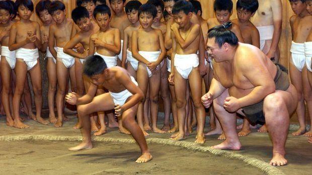 Sumo-Kinder