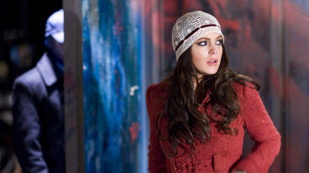 Gibt dem FBI und ihrer Familie Rätsel auf: Aubrey Fleming (Lindsay Lohan) ......