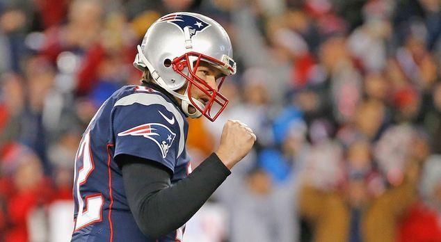 Tom Brady - Bildquelle: 2017 Getty Images