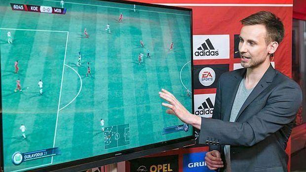 FIFA-Coach Benjamin Drexler (bPartGaming)