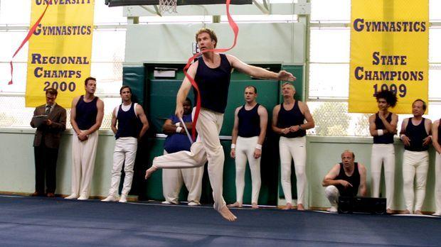 Eignungstest in rhythmischer Gymnastik: Frank (Will Ferrell) ... © DreamWorks...