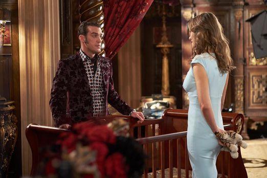 The Royals - Kämpfen weiter um die Macht: König Cyrus (Jake Maskall, l.) und...