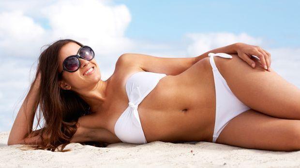 Richtig bräunen: Irrtümer beim Sonnenbaden