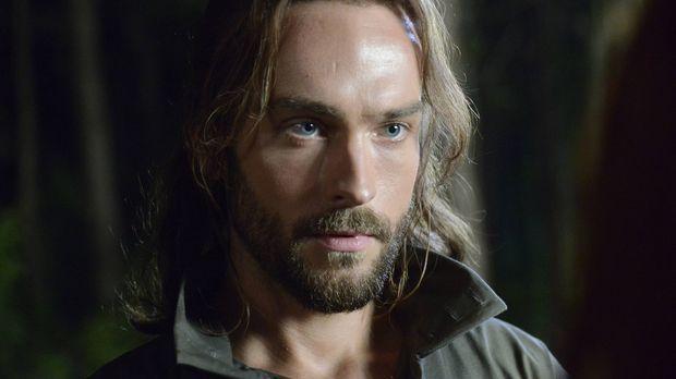 Erneut muss Ichabod Crane (Tom Mison) den Kampf gegen das Böse aufnehmen ......