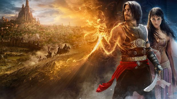 PRINCE OF PERSIA: DER SAND DER ZEIT - Artwork © Disney Enterprises, Inc. and...