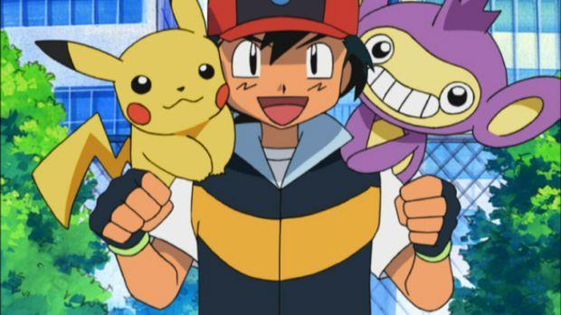 (7. Staffel) - Etwas wirft seinen Schatten auf Ash, Maike und ihre Freunde au...