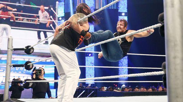 WWE SD 15 Mai © ProSiebenMAXX