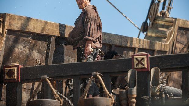 Seitdem seine Crew weiß, wie Captain Flint (Toby Stephens) es geschafft hat,...