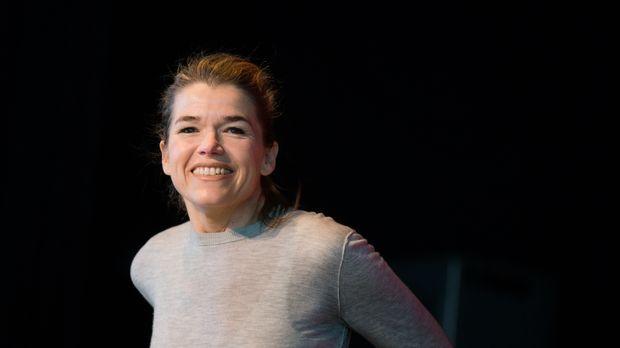 Anke Engelke-dpa © Verwendung weltweit