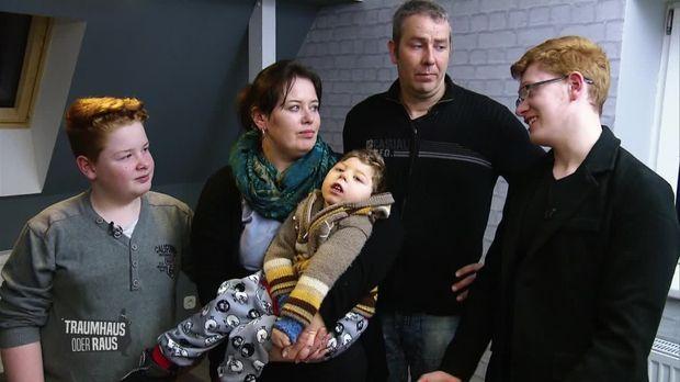 Traumhaus Oder Raus? - Familiäre Zerreißprobe: Herausforderung Behindertengerecht