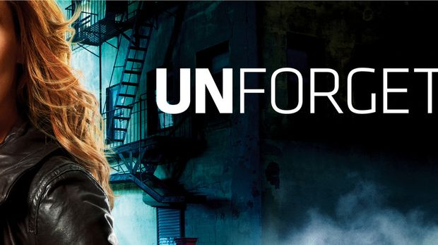 (1. Staffel) - Unforgettable - Artwork © 2011 CBS Broadcasting Inc. All Right...