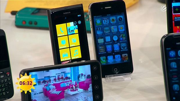 Talk: Alexander Krug zum Thema Smartphones