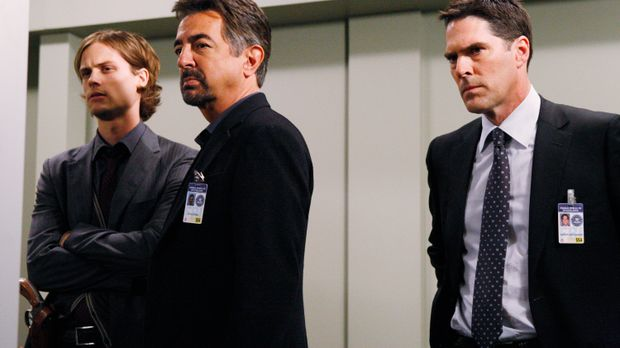 Criminal Minds: Der goldene Schnitt 1 © © Touchstone Television