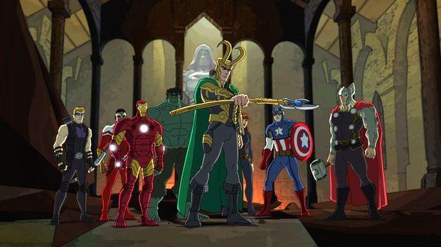 Dr. Doom verschmilzt mit dem Destroyer, einer mächtigen asgardianischen Waffe...