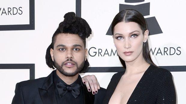 """Victoria's Secret""-Engel Bella Hadid: Party mit The Weeknd nach Fa..."