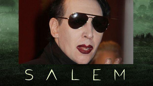 """Marilyn Manson ergattert eine Gastrolle in """"Salem"""""""