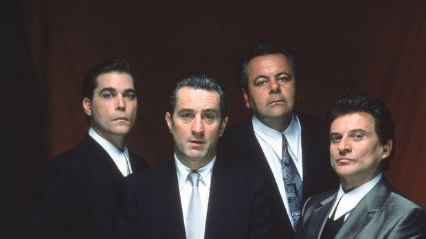 Die Elite der 'Good Fellas' (v.l.n.r.): Henry Hill (Ray Liotta), James Conway...