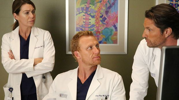 Grey's Anatomy - Video - Staffel 13 Episode 4: Langsamer Fall - ProSieben